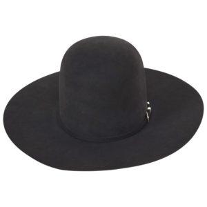 Greeley Hat Work Custom Beaver20 Gunmetal