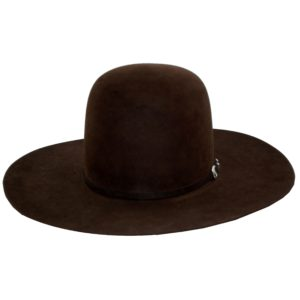 Greeley Hat Work Custom Classic Chocolate