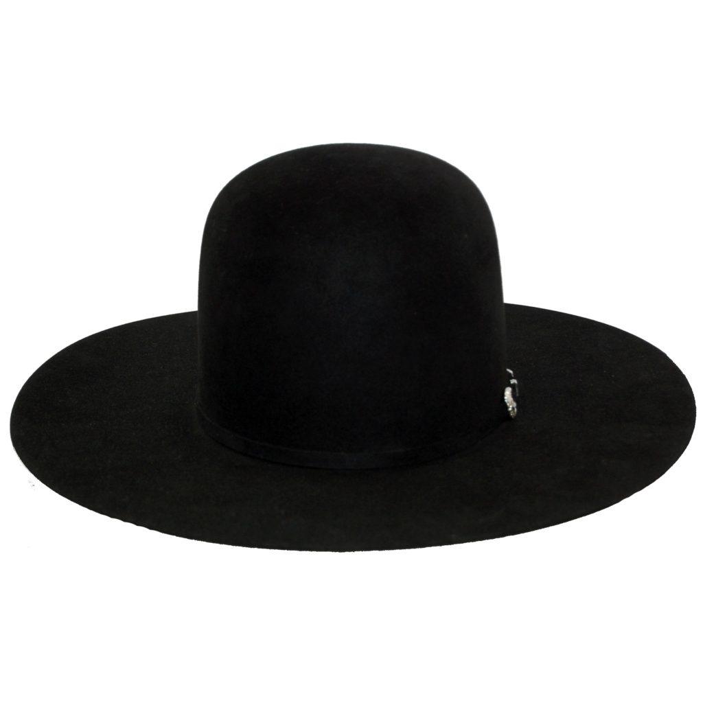 Greeley Hat Work Custom Competitor Black