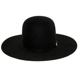 Greeley Hat Work Custom Competitor Black