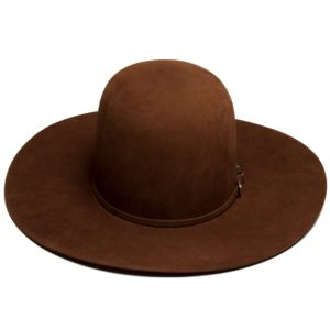 Greeley Hat Work Custom Competitor Rust