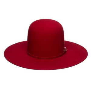 Greeley Hat Work Custom Competitor Red