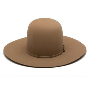 Greeley Hat Work Custom Pure Beaver French Tan