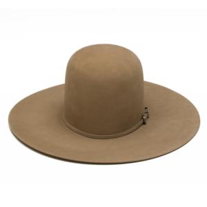 Greeley Hat Work Custom Pure Beaver
