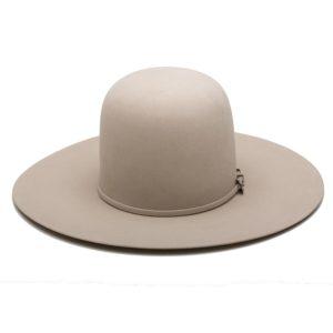 Greeley Hat Work Custom Pure Beaver Buckskin