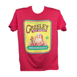 Greeley Hat Works Men's Awesomesauce T-Shirt