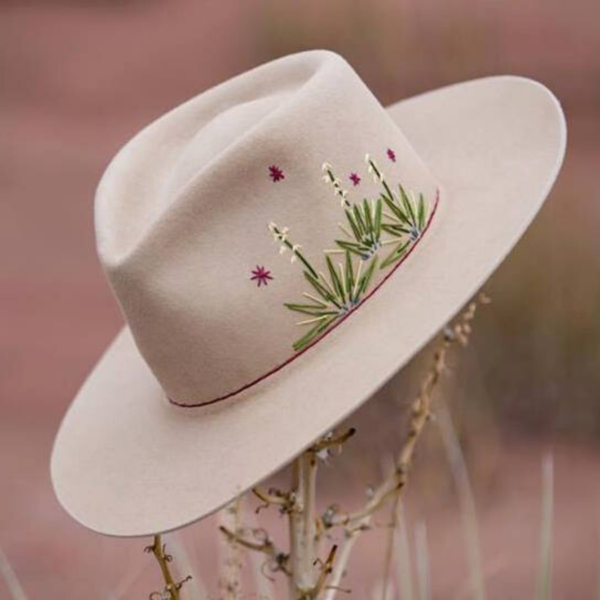 Greeley Hat Works Emily McCartney THe Runaway