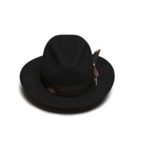 Greeley Hat Works NINE70 The Crossover Black