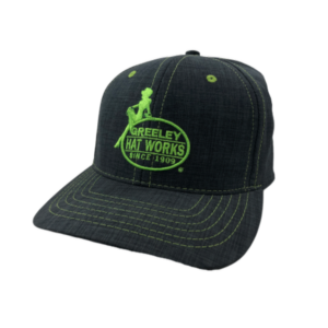 Greeley Hat Works Neon Cap