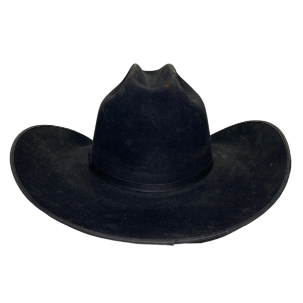 Kayce Dutton Hat from Yellowstone back view, made by Greeley Hat Works